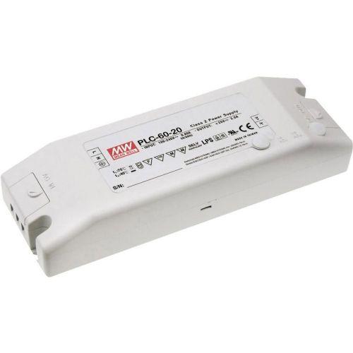 Mean Well LED-gonilnik LED-preklopni napajalnik PLC-60-12