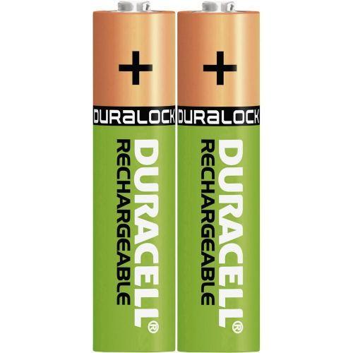 Micro (AAA) akumulator NiMH Duracell StayCharged HR03 800 mAh 1.2 V 2 kosa