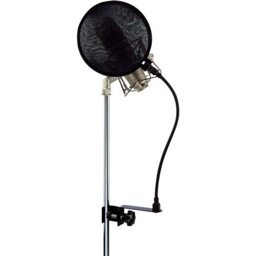 Mikrofon z zaščito pred pokanjem