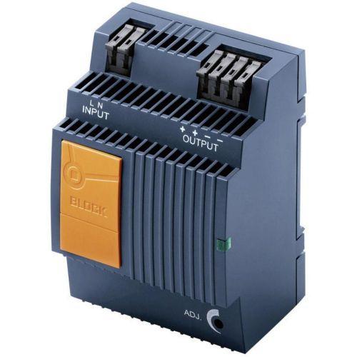 Napajalnik za namestitev na vodila (DIN letev) Block PEL 230/18-1,1 18 V/DC 1.1 A 2 x