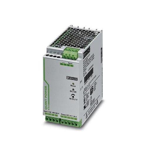 Napajalnik za namestitev na vodila (DIN letev) Phoenix Contact QUINT-PS/ 3AC/24DC/20/CO 29.5 V/DC 20 A 480 W 1 x