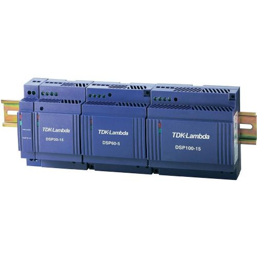 Napajalnik za namestitev na vodila (DIN letev) TDK-Lambda DSP-100-12 12 V/DC 6 A 72 W 1 x