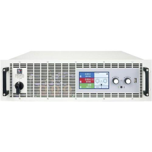 Nastavljiv laboratorijski napajalnik EA Elektro-Automatik, EA-PSI 9080-340 3U 0 - 80 V 0 - 340 A 10000 W USB, analogni, št. izho
