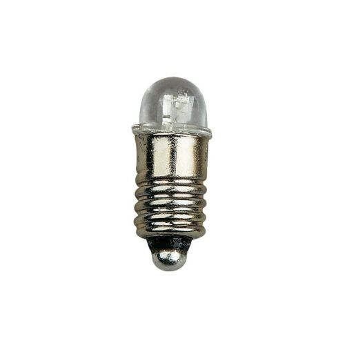 Navojna LED-žarnica, topla bela