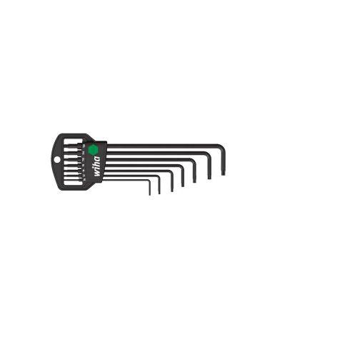 Notranji šestrobi kotni izvijač Wiha 7-delni komplet