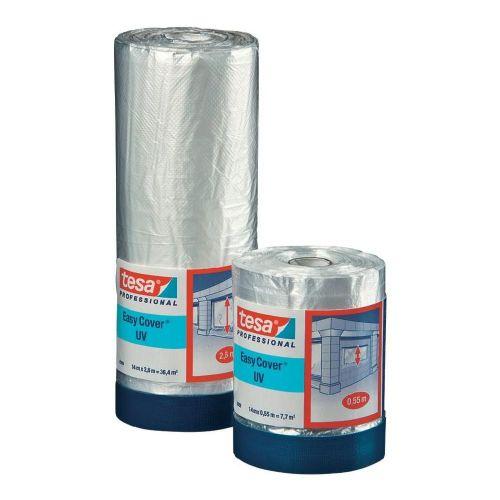 tesa Easy Cover ® 4369 UV pokrov (D x Š) 14 x 260 srebrn prozoren 04369-12-1 TESA vsebina: 1 rola (s)