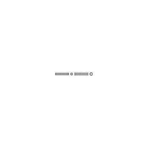 TOOLCRAFT Zatič ISO 13337 (premer x D) 10 mm x 20 mm 100 kosov