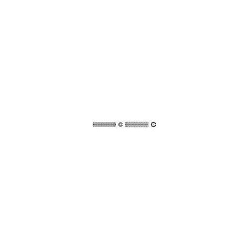 TOOLCRAFT Zatič ISO 13337 (premer x D) 16 mm x 18 mm 25 kosov
