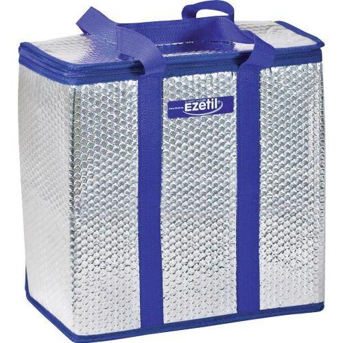Hladilna torba-mehka EZetil SilverStar 30 srebrna, modra 32.6 l energ. razred=n.rel. Ezetil
