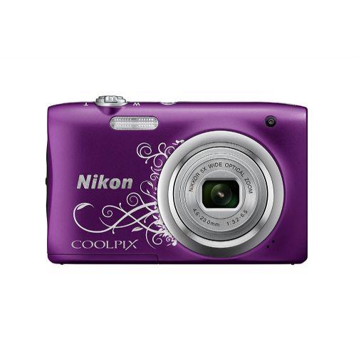 Fotoaparat NIKON Coolpix A100 Vijoličen
