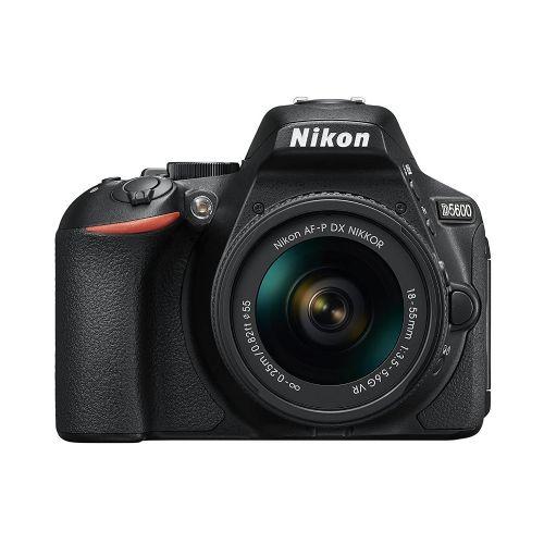 DSLR Fotoaparat NIKON D5600 + AF-P DX 18-55mm VR