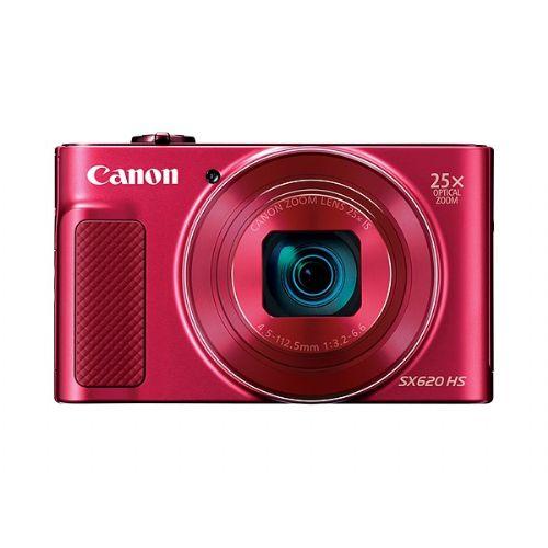 Fotoaparat Canon PowerShot SX620 HS rdeč
