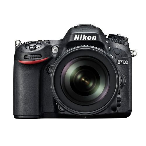 DSLR Fotoaparat NIKON D7100 + AF-S DX 18-105mm VR