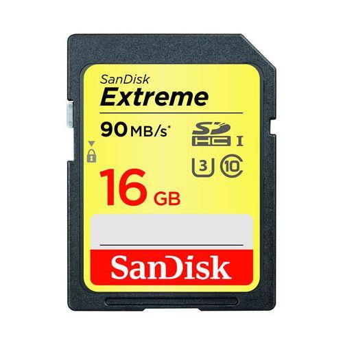 Spominska Kartica SanDisk 16GB 90MB/s - SDHC
