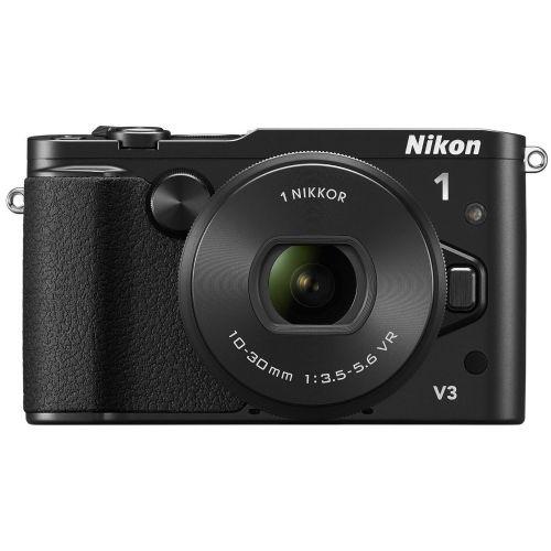 Brezzrcalni Fotoaparat NIKON 1 V3 KIT + 10-30mm VR