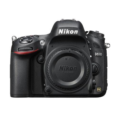 DSLR Fotoaparat NIKON D610