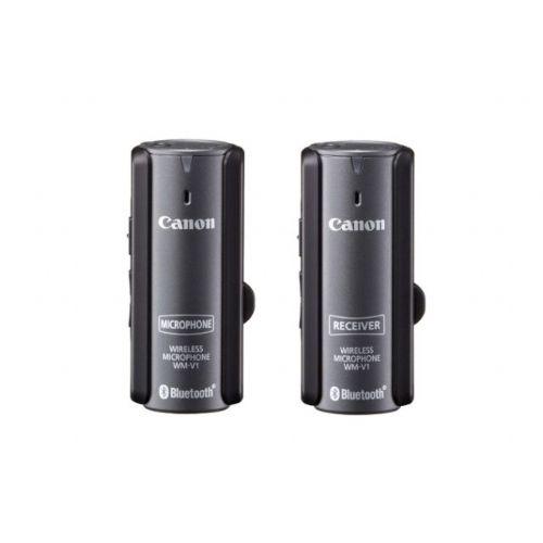 Brezžični mikrofon CANON WM-V1