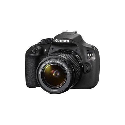 DSLR fotoaparat Canon EOS 1200D 18-55 III KIT