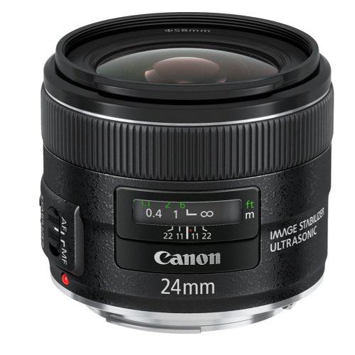 Objektiv Canon EF 24mm f/2.8 IS USM