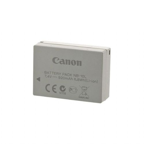Canon NB-10L battery-pack