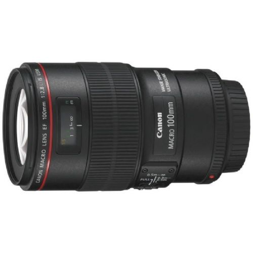 Objektiv Canon EF100mm/2.8 IS USM MACRO