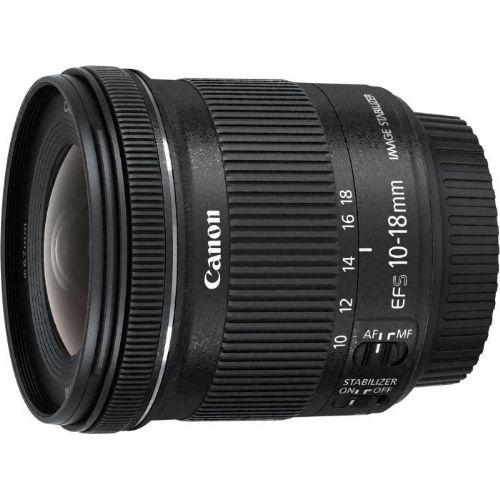Objektiv Canon EF-S 10-18mm IS STM Wide Zoom