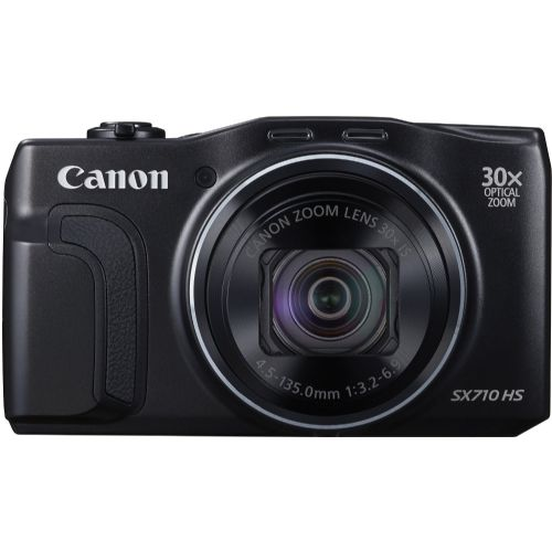 Fotoaparat CANON PowerShot SX710 HS Črn + SD 8GB + Torbica