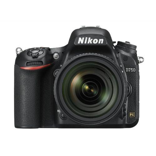 DSLR Fotoaparat NIKON D750 + AF-S 24-85 VR