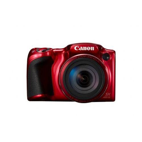 Fotoaparat CANON Powershot SX420 Rdeč