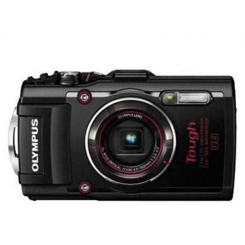 Fotoaparat OLYMPUS Tough TG-4 Črn