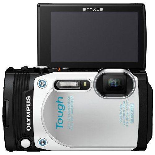 Fotoaparat OLYMPUS TG-870 Bel