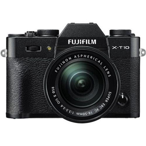Brezzrcalni fotoaparat Fujifilm X-T10 + 16-50 f3.5-5.6 OIS