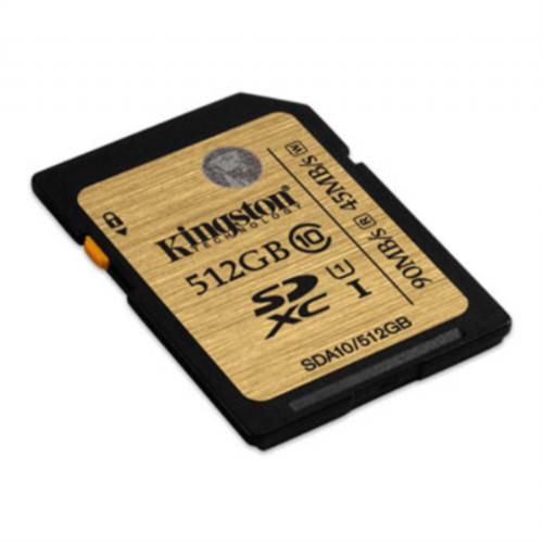 Spominska Kartica KINGSTON 512GB SDXC CL10 UHS-I 90/45MB/s