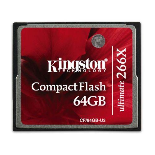 Spominska kartica KINGSTON CompactFlash - Ultimate 266x 64GB
