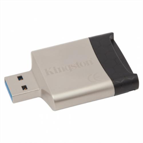 KINGSTON FCR-MLG4 MobileLite G4 USB 3.0 čitalec kartic - FCR-MLG4