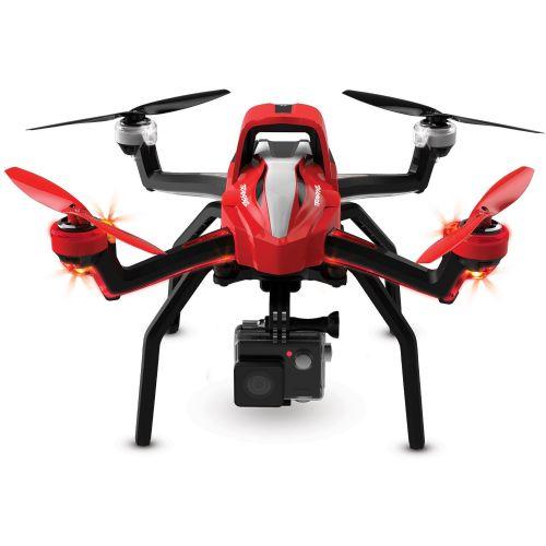 Kvadrokopter Aton Quad-Rotor helikopter na daljinsko vodenje z protivibracijim stojalom za GoPro kamero