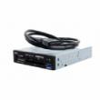 "Čitalec Kartic CHIEFTEC USB 3.0 port 3,5"" panel 1"