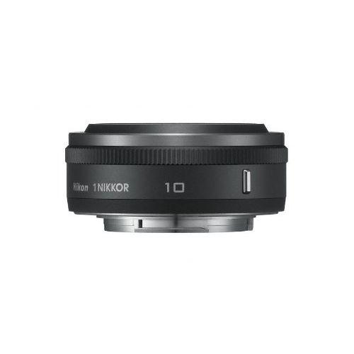 Objektiv NIKON 1 Nikkor 10mm f/1:2,8 Črn