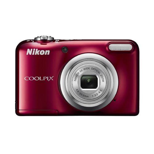 Fotoaparat NIKON Coolpix A10 rdeč + Nikon torbica