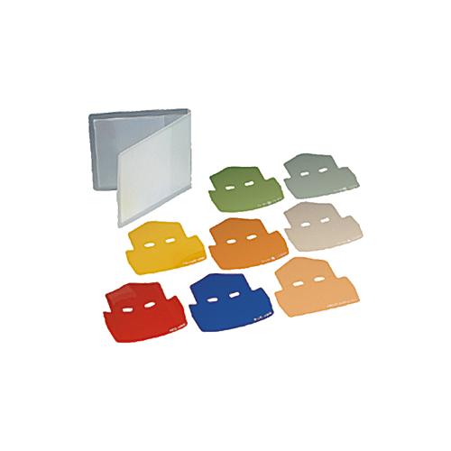 Set Barvnih Filtrov NIKON SJ-1