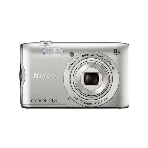Fotoaparat NIKON Coolpix A300 Srebrn