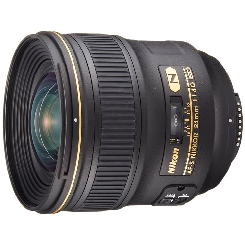 Objektiv NIKON AF-S 24mm f/1.4G ED