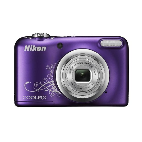 Fotoaparat NIKON Coolpix A10 Vijoličen + Nikon torbica
