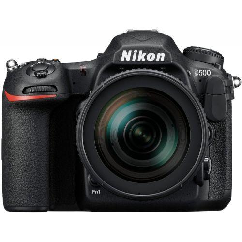 DSLR Fotoaparat NIKON D500 + AF-S DX 16-80mm VR