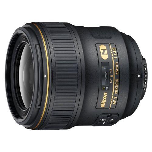Objektiv NIKON AF-S 35mm f/1.4G