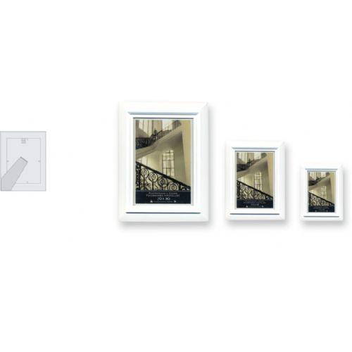 Okvir za slike bel 10 x 15 cm 72792