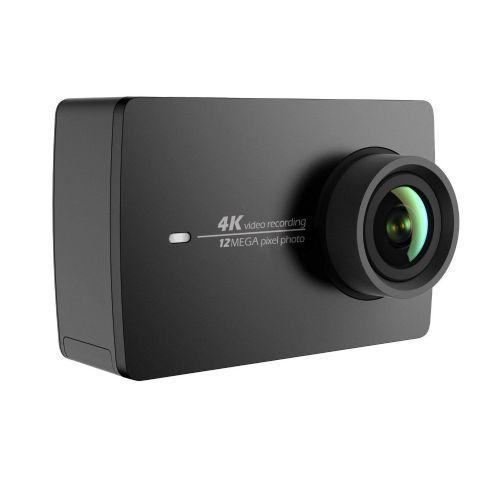 Premium 4K športna kamera Xiaomi Yi 2 - night black