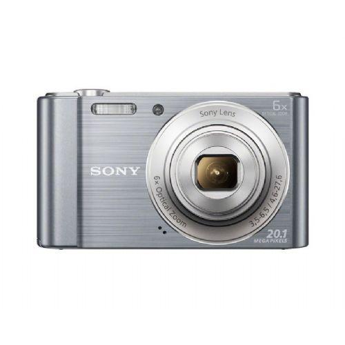Fotoaparat SONY Cyber-Shot  DSC-W810S srebrne barve