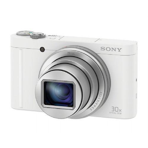 Fotoaparat SONY DSC-WX500W bel