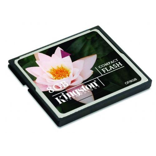 Spominska kartica CF KINGSTON 8 GB (CF/8GB)